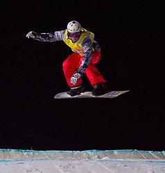 07.12.2010,AUT, Schlegelkopf, Lech am Arlberg, LG Snowboard, FIS Worldcup SBX, im Bild Hale Jayson, USA, EXPA Pictures © 2010, PhotoCredit: EXPA/ P. Rinderer