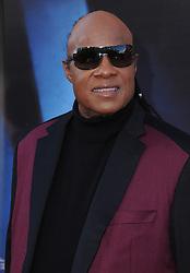 Stevie Wonder bei der Premiere von Sing in Los Angeles / 031216