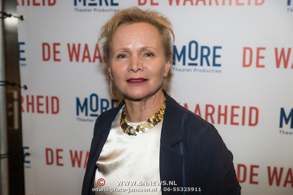 NLD/Amsterdam/20190206- De Waarheid premiere, Renee Soutendijk