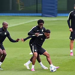 Manchester City v Juventus - Training