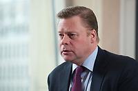 21 JAN 2010, BERLIN/GERMANY:<br /> Iaian Conn, Chief executive Refining and Marketing, Executive member of the BP board of directors, waehrend einem Interview, BP Buero Berlin<br /> IMAGE: 20100121-01-046
