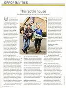 Entrepreneur: The Reptile House (July 2013)