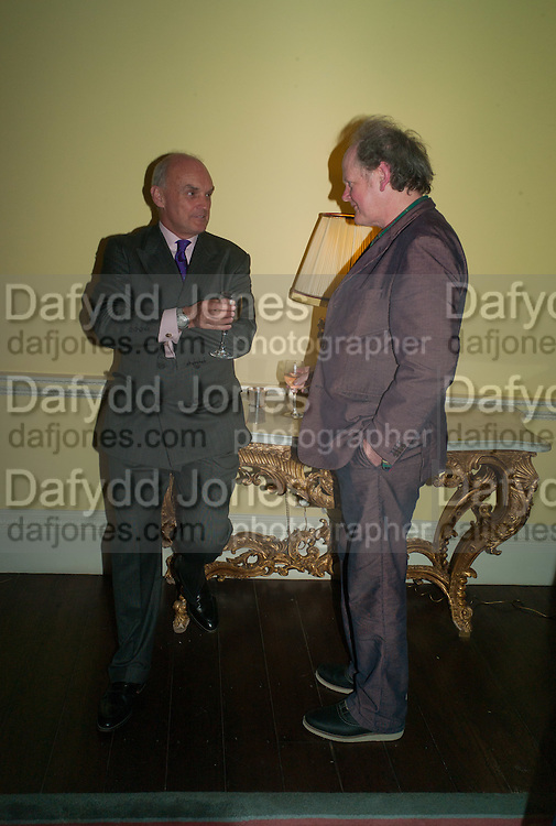 NICHOLAS COLERIDGE; CRAIG BROWN, Tatler magazine Jubilee party with Thomas Pink. The Ritz, Piccadilly. London. 2 May 2012