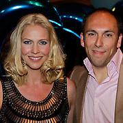 NLD/Noordwijk/20100502 - Gerard Joling 50ste verjaardag, Nance Coolen en partner Pico van Sytzama