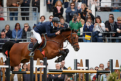 Fredricson Peder, SWE, H&M Christian K<br /> FEI Nations Cup presented by Longines<br /> Longines Jumping International de La Baule 2017<br /> © Hippo Foto - Dirk Caremans<br /> 12/05/2017