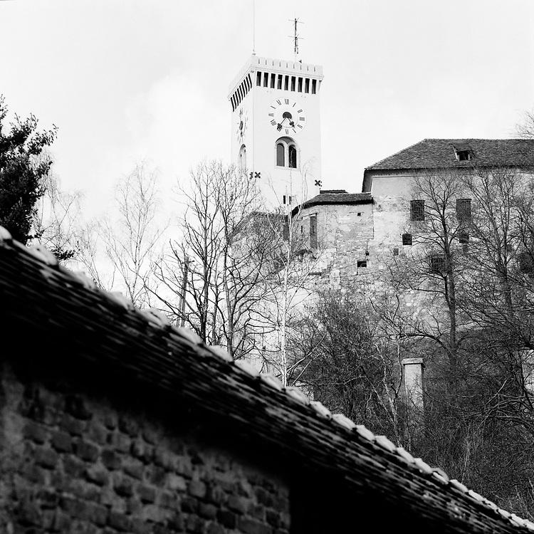 Stolp ljubljanskega gradu