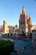 La Parroquia, Church of St. Michael the Archangel, San Miguel de Allende, Guanajuato, Mexico