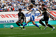 Wigan Athletic v Bury 130817