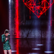 NLD/Hilversum/20151218 - The Voice of Holland 2015 - 3de liveshow,