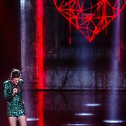 NLD/Hilversum/20151218 - The Voice of Holland 2015 - 3de liveshow,