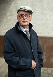 Portrait of Janko Kos, Slovene writer; Janko Kos, slovenski knjizevni teoretik, literarni komparativist, zgodovinar in kritik, on March 11, 2021 at his home in Bezigrad, Ljubljana, Slovenia. Photo by Vid Ponikvar / Sportida