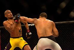 March 11, 2017 - Serginho Moraes e Davi Ramos durante o UFC Fight Night: Belfort x Gastelum realizada no Centro de Formação Olímpica em Fortaleza, CE. (Credit Image: © Reinaldo Reginato/Fotoarena via ZUMA Press)