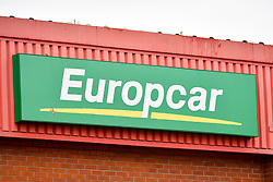 A general view of a Europcar vehicle rental sign in Bristol, as the company was the worst performer of the major car hire brands in an annual survey by Which? Travel magazine. Budget firm InterRent car hire, part of Europcar, has recorded the lowest customer satisfaction rating of any operator in seven years, according to the consumer group.