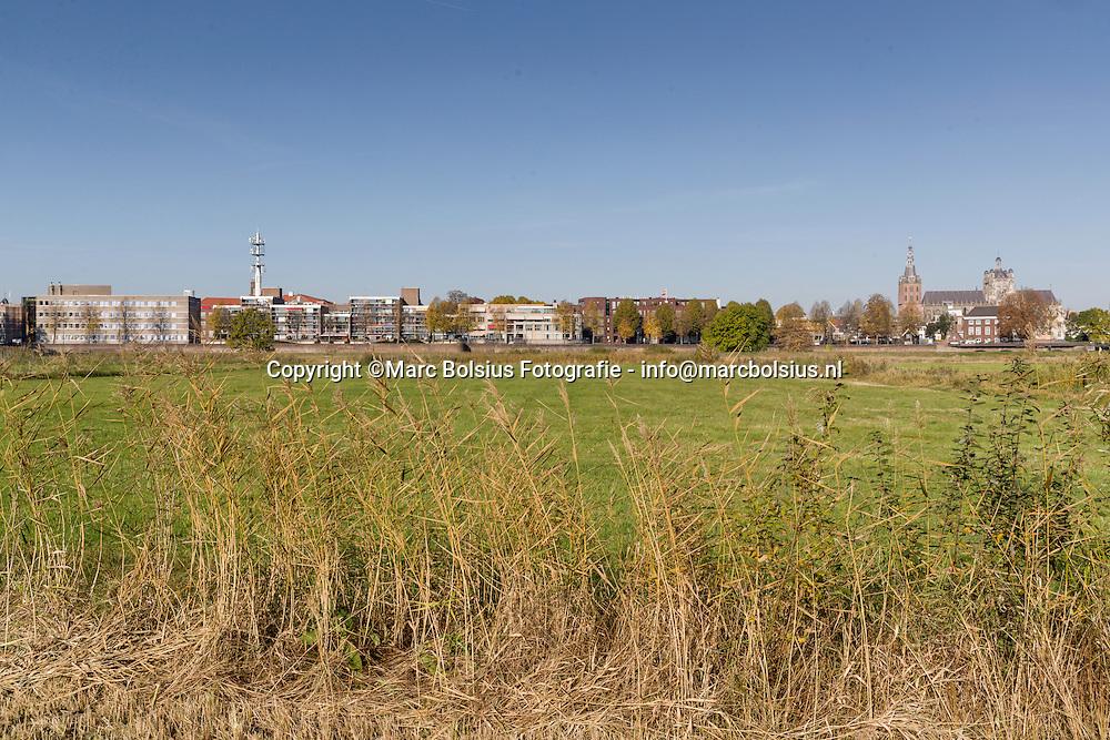Nederland,  Het Boscchebroek met zicht op de St Jan