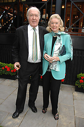 ANDREW & SONIA SINCLAIR at a reception for the Friends of The Castle of Mey held at The Goring Hotel, London on 20th May 2008.<br /><br />NON EXCLUSIVE - WORLD RIGHTS