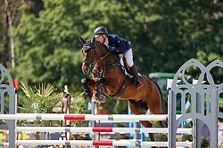 LUHMÜHLEN - Longines CCI5*-L/CCI4*-S Meßmer Trophy<br /> Deutsche Meisterschaften 2021<br /> <br /> JUNG Michael (GER), fischerChipmunk FRH <br /> Teilprüfung Springen Deutsche Meisterschaft<br /> CCI4*-S Meßmer Trophy<br /> Show Jumping<br /> Competition counts for the German Championships 2021 <br /> <br /> Luhmühlen, Turniergelände<br /> 20. June 2021<br /> © www.sportfotos-lafrentz.de/Stefan Lafrentz