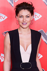 © Licensed to London News Pictures. 03/01/2018. London, UK. EMMA WILLIS attends the Launch of The Voice UK 2018 press launch on ITV. Photo credit: Ray Tang/LNP
