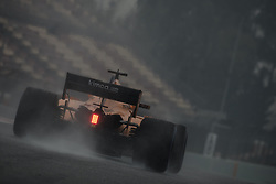 March 1, 2018 - Barcelona, Catalonia, Spain - STOFFEL VANDOORNE (BEL) takes to the track in his McLaren MCL33 during day four of Formula One testing at Circuit de Catalunya (Credit Image: © Matthias Oesterle via ZUMA Wire)
