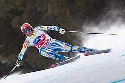 28.12.2010, Pista Stelvio, Bormio, ITA, FIS World Cup Ski Alpin, Men, second downhill training, im Bild Andrej Jerman (SLO, #26) Platz 8. EXPA Pictures © 2010, PhotoCredit: EXPA/ J. Groder
