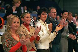 Van Baalen Marlies<br /> KWPN Hengstenkeuring - 's Hertogenbosch 2008<br /> Photo © Hippo Foto