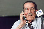 The reporter Enrique Meneses died this evening at the Hospital La Paz, Madrid, at the age of 83