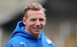 Chesterfield's Ritchie Humphreys - Photo mandatory by-line: Harry Trump/JMP - Mobile: 07966 386802 - 03/04/15 - SPORT - FOOTBALL - Sky Bet League One - Yeovil Town v Chesterfield - Huish Park, Yeovil, England.