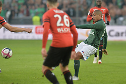 October 21, 2018 - Saint Etienne - Stade Geoffroy, France - Wahbi Khazri  (Credit Image: © Panoramic via ZUMA Press)