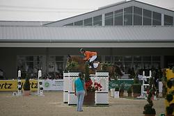 Vincentius Alexander (NED) - Zadarijke V<br /> European Jumping Championship Magna Racino 2012<br /> © Hippo Foto - Florian Brauchli