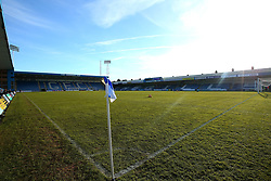 A general view of The MEMS Priestfield Stadium, home of Gillingham - Mandatory by-line: Robbie Stephenson/JMP - 16/12/2017 - FOOTBALL - MEMS Priestfield Stadium - Gillingham, England - Gillingham v Bristol Rovers - Sky Bet League One