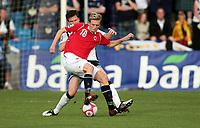 Fotball , 12 august 2009 , VM-kvalifisering , Norge - Skottland 4-0<br /> <br /> WC-qual. Norway - Scotland<br /> Erik Huseklepp   , Norge