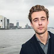 NLD/Amsterdam/20170928 - Perspresentatie De Spa, Beau Schneider