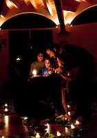Ojai Foundation Winter Solstice ceremony Ojai Foundation Winter Solstice 2010