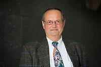 DEU, Deutschland, Germany, Berlin, 05.09.2019: Portrait von Dr. Claus-Friedrich Laaser, Wissenschaftler am Institut für Weltwirtschaft in Kiel, Autor der Studie zum Kieler Subventionsbericht.