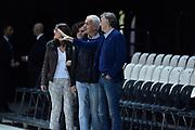 DESCRIZIONE : Bologna Lega A 2015-16 Obiettivo Lavoro Virtus Bologna - Umana Reyer Venezia<br /> GIOCATORE : Claudio Albertini<br /> CATEGORIA : VIP<br /> SQUADRA : Umana Reyer Venezia<br /> EVENTO : Campionato Lega A 2015-2016<br /> GARA : Obiettivo Lavoro Virtus Bologna - Umana Reyer Venezia<br /> DATA : 04/10/2015<br /> SPORT : Pallacanestro<br /> AUTORE : Agenzia Ciamillo-Castoria/GGiulioCiamillo<br /> <br /> Galleria : Lega Basket A 2015-2016 <br /> Fotonotizia: Bologna Lega A 2015-16 Obiettivo Lavoro Virtus Bologna - Umana Reyer Venezia