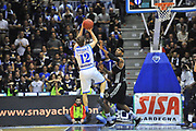DESCRIZIONE : Eurocup 2013/14 Gr. J Dinamo Banco di Sardegna Sassari -  Brose Basket Bamberg<br /> GIOCATORE : Travis Diener<br /> CATEGORIA : Tiro<br /> SQUADRA : Dinamo Banco di Sardegna Sassari<br /> EVENTO : Eurocup 2013/2014<br /> GARA : Dinamo Banco di Sardegna Sassari -  Brose Basket Bamberg<br /> DATA : 19/02/2014<br /> SPORT : Pallacanestro <br /> AUTORE : Agenzia Ciamillo-Castoria / Luigi Canu<br /> Galleria : Eurocup 2013/2014<br /> Fotonotizia : Eurocup 2013/14 Gr. J Dinamo Banco di Sardegna Sassari - Brose Basket Bamberg<br /> Predefinita :