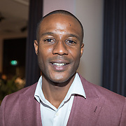 NLD/Amsterdam/20171114 - Esquire's Best Dressed Man 2017, Gregory Sedoc