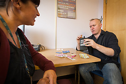 The Grove drug treatment centre Haringey, North London. Run by Barnet, Enfield and Haringey Mental Health Trust . UK