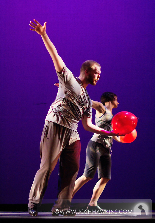 Chicago Tap Theatre - Tap!(ish).Sorrow, choreography by Kendra Jorstad.Dancer, Rich Ashworth