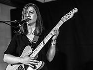 Catrin Vincent of British post-rock band Another Sky at Haldern Pop Festival