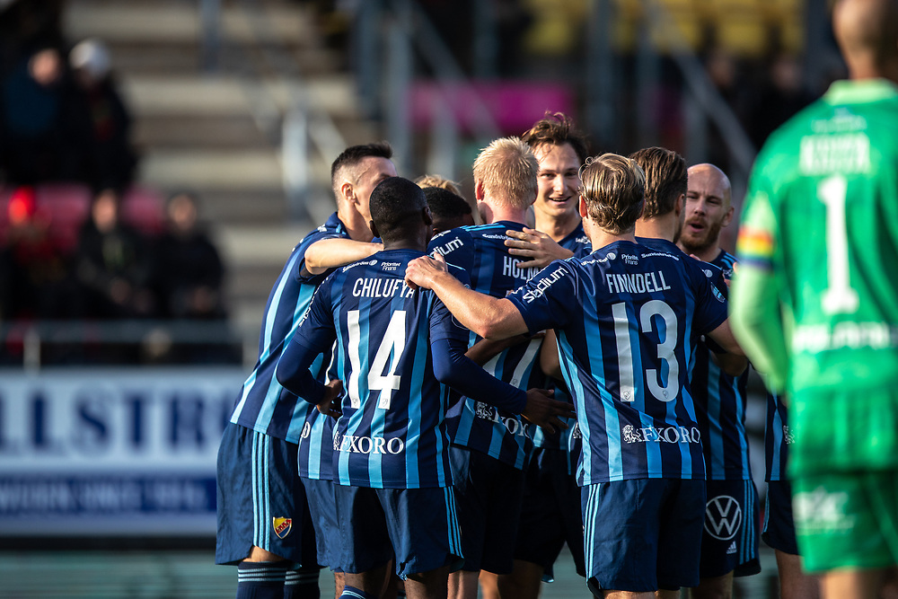 ÖSTERSUND 20210925<br />  under söndagens fotbollsmatch i allsvenskan mellan Östersund FK och Djurgårdens IF på Jämtkraft Arena.<br /> Foto: Per Danielsson/TT kod 11910