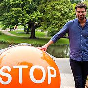 NLD/Amsterdam/20200903 - Kick off Stoptober 2020, Rick Brandsteder