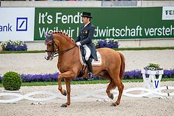 CASTILLA RUIZ Claudio (ESP), Alcaide<br /> Aachen - CHIO 2019<br /> Preis der Familie Tesch<br /> Grand Prix CDIO5*<br /> 1. Wertungsprüfung für den Lambertz Nationenpreis<br /> 18. Juli 2019<br /> © www.sportfotos-lafrentz.de/Stefan Lafrentz