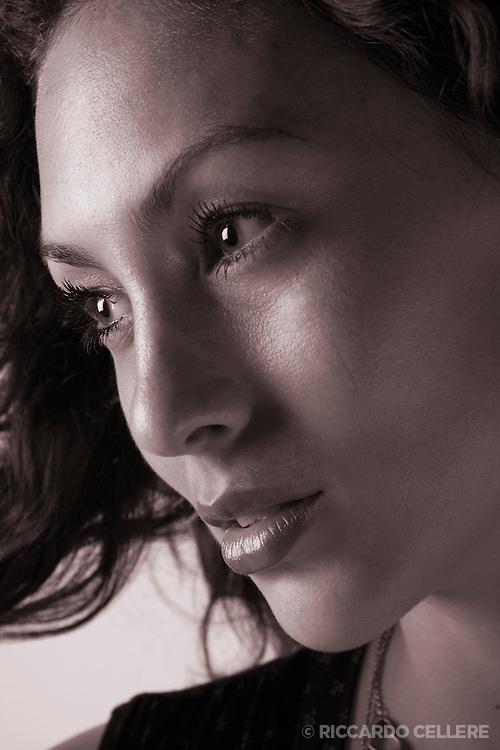 Portrait photography. 2006.