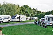 Luxemburg, 23-8-2019  Camping, doorgangscamping, op weg naar frankrijk .Foto: ANP/ Hollandse Hoogte/ Flip Franssen