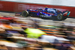 March 23, 2018 - Melbourne, Victoria, Australia - GASLY Pierre (fra), Scuderia Toro Rosso Honda STR13, action during 2018 Formula 1 championship at Melbourne, Australian Grand Prix, from March 22 To 25 - Photo  Motorsports: FIA Formula One World Championship 2018, Melbourne, Victoria : Motorsports: Formula 1 2018 Rolex  Australian Grand Prix, (Credit Image: © Hoch Zwei via ZUMA Wire)