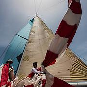 On board El Oro, Tim Wilson's Auzepy-Brennuer