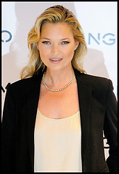 Mango announce Kate Moss as the face of their sping/summer 2012 collection, London, Tuesday January 24, 2012, Photo By i-Images