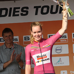 03-09-2017: Wielrennen: Boels Ladies Tour: Sittard: Anna van der Breggen blijft leidster in de WorldTour