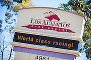 Los Alamitos Race Course on Katella Ave