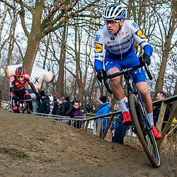 2020-01-01 Cycling: dvv verzekeringen trofee: Baal: Zdenek Stybar showing the new colours of team Deceuninck Quicktep